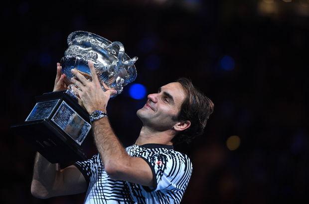 Majesteleri geri döndü! Roger Federer...