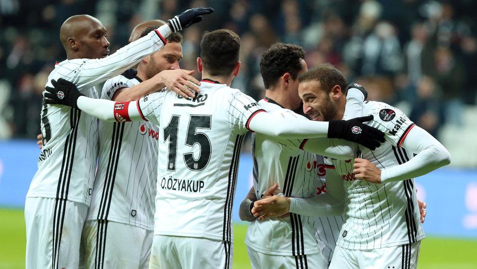 Beşiktaş: 5 - Konyaspor: 1 maç yazıları