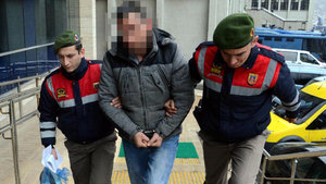 Otobüste dinamit lokumuyla yakalanan yolcu tutuklandı