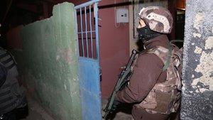 Muş'ta PKK'ya yönelik operasyon