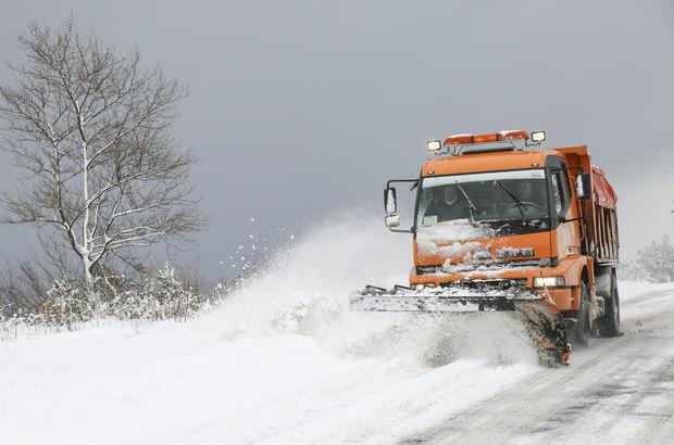 Kastamonu'da 398 köyle ulaşım sağlanamıyor