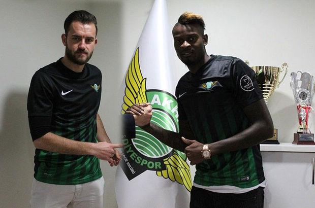 Jeremy Bokila ve Sokol Cikalleshi Akhisar Belediyespor'da!