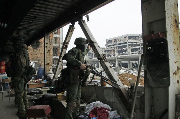 Ukrayna'nın doğusunda çatışmalar yoğunlaştı