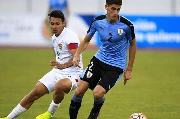Barcelona, 18'lik Santiago Bueno'yu transfer etti!