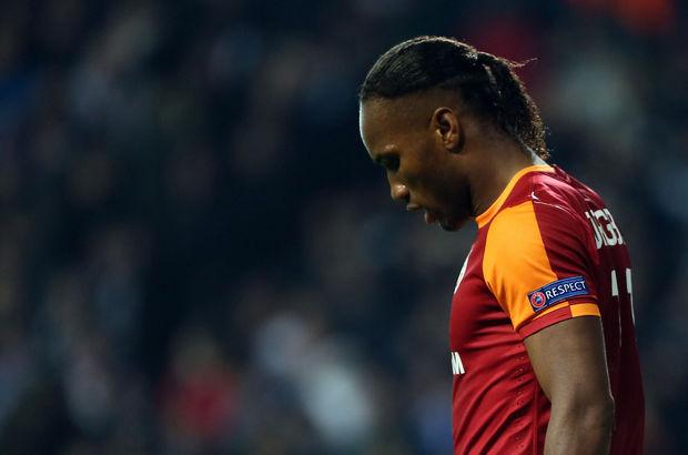 Didier Drogba'dan Galatasaray açıklaması!