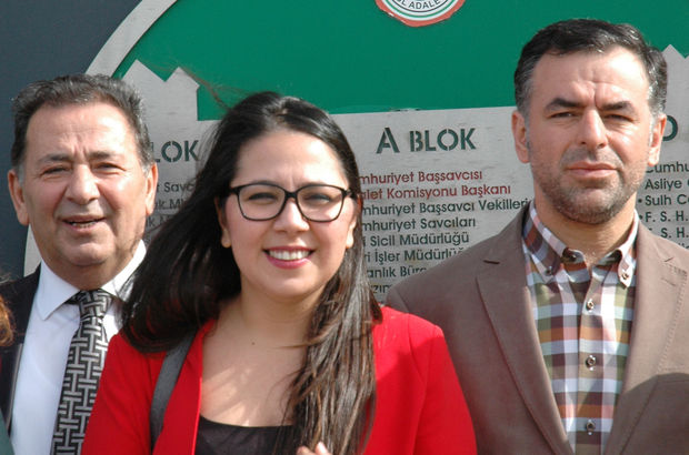 Avukat Sera Kadıgil serbest bırakıldı