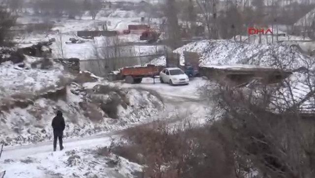 Reşadiye'nin kayıp çocukları için kazı çalışması başlatıldı