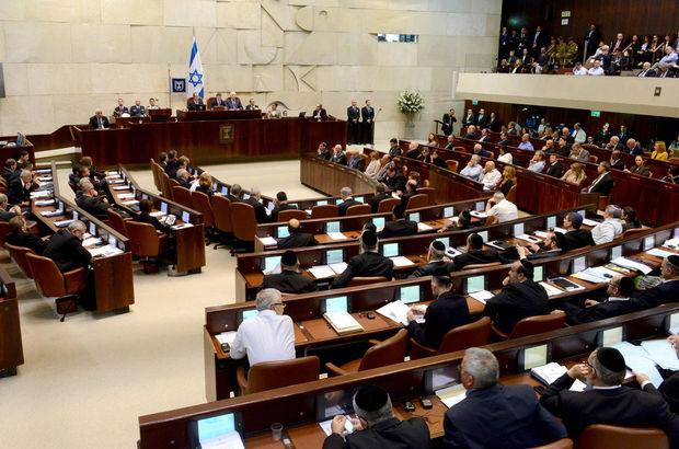 İsrail parlamentosundan Mescid-i Aksa kararı