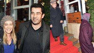 Kenan İmirzalıoğlu ve Sinem Kobal'dan ile yemeği