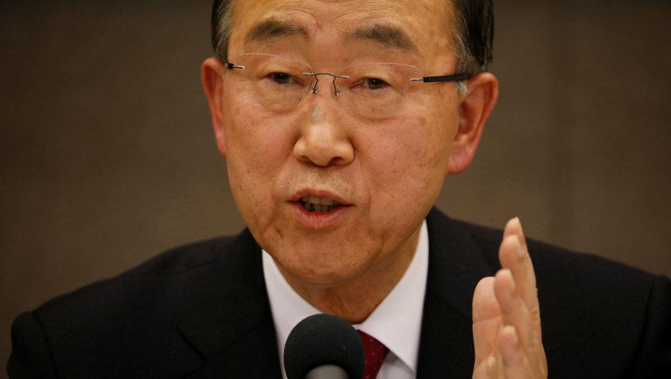 Ban Ki-mun