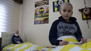 12 yaşındaki Batuhan Karayiğit tekrar karaciğer kanserine yakalandı!