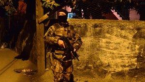 Ocak ayında DEAŞ operasyonlarında 449 kişi gözaltına alındı, 120 kişi tutuklandı