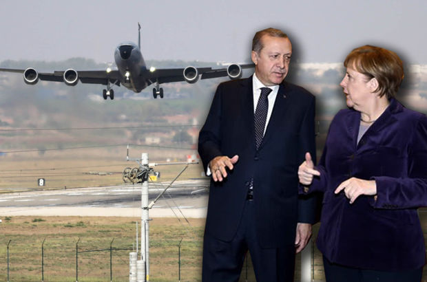 Almanya, DEAŞ, Türkiye
