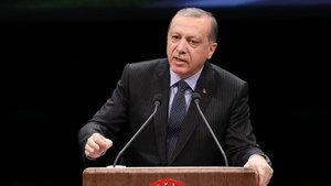 Cumhurbaşkanı Erdoğan: Onlar birer mankurt