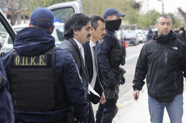 Yunanistan'dan darbeci askerlerle ilgili yeni karar!
