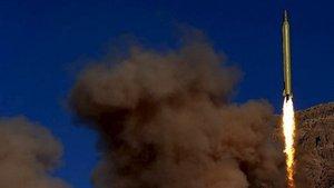 İran 'balistik füze' iddiasını doğruladı!