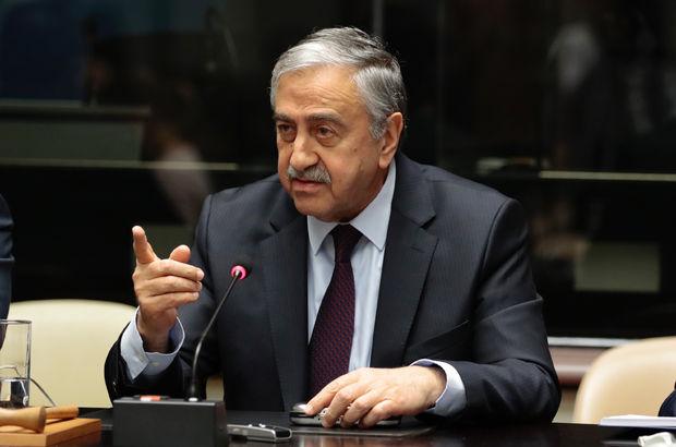 Mustafa Akıncı kıbrıs