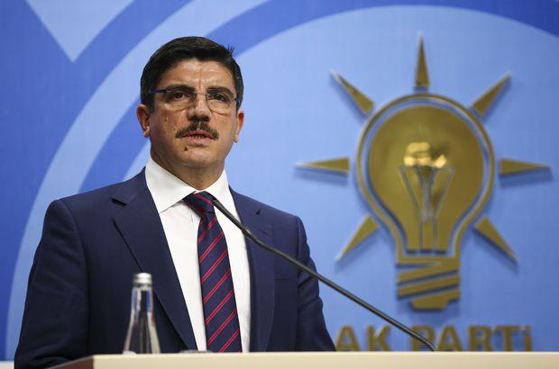 Ak Parti Sözcüsü Aktay'dan kabine değişikliği iddialarına yanıt