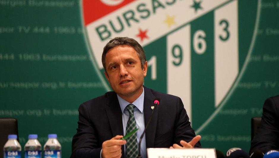 Mutlu Topçu Fenerbahçe Bursaspor