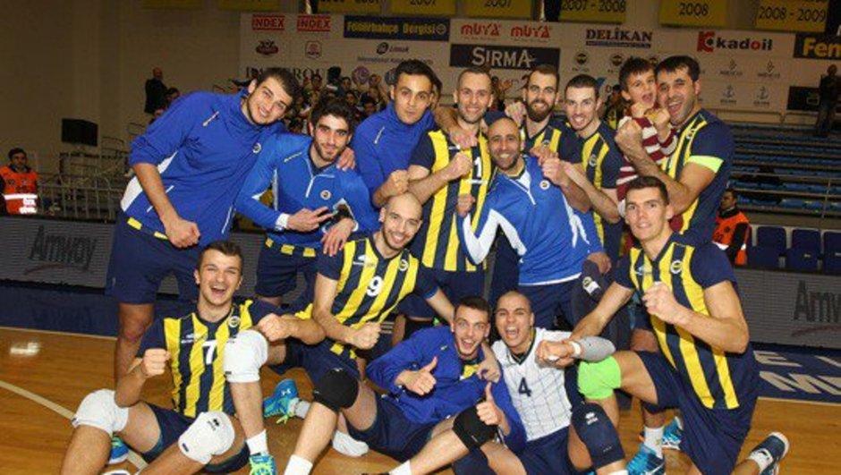Levski Sofya: 0 - Fenerbahçe: 3