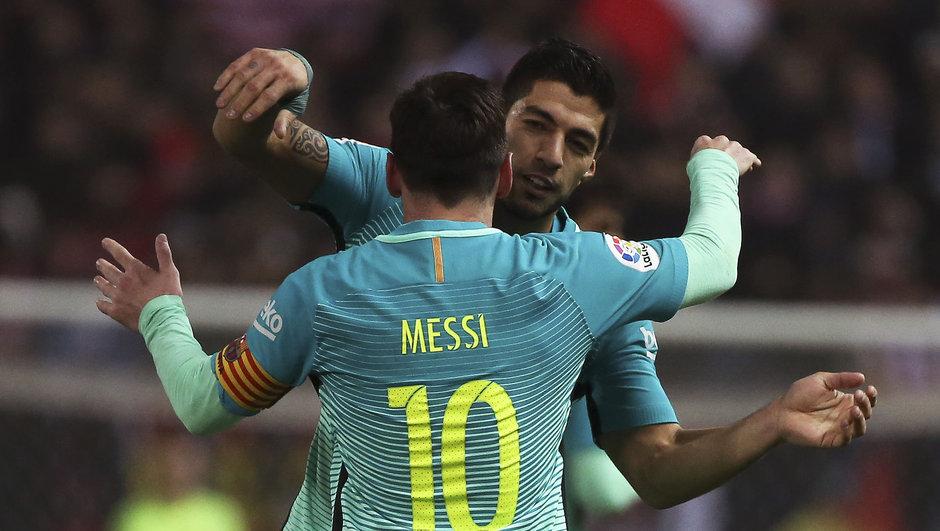 Atletico Madrid Barcelona İspanya Kral Kupası yarı final
