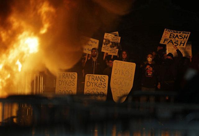 ABD'de ünlü üniversite fena karıştı! Şiddetli olaylar...