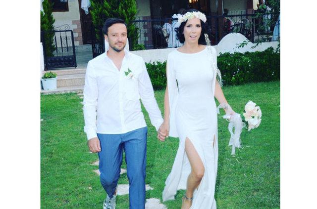Tuğba Özerk ile Altan Nuh boşandı