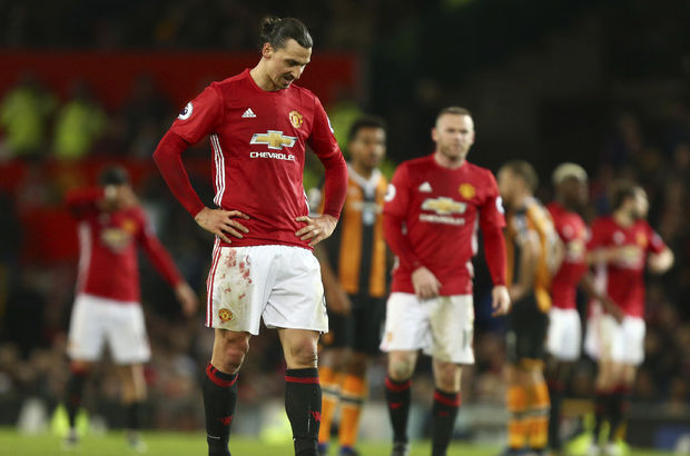 Manchester United: 0 - Hull City: 0