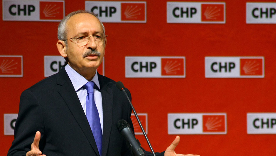 CHP, Kemal Kılıçdaroğlu