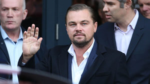 Leonardo DiCaprio polis oluyor