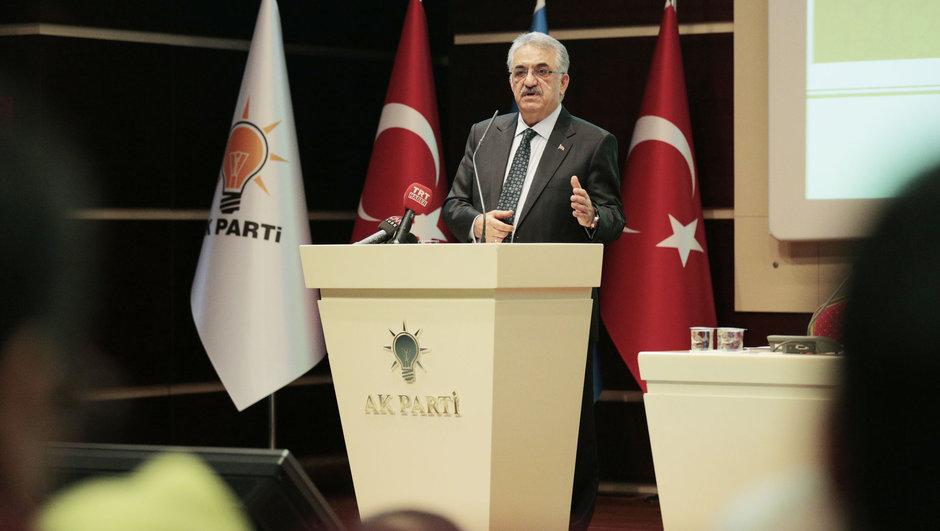 Hayati Yazıcı, AK Parti