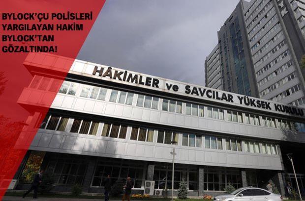 Hakim Fatih Mehmet Aksoy FETÖ'cüleri yargılarken açığa alındı