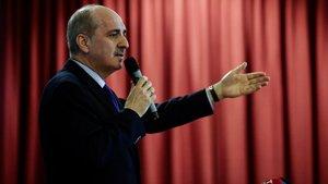 Numan Kurtulmuş: CHP cumhuriyet rejiminin adam gibi yürütülmesine vesile olsaydı
