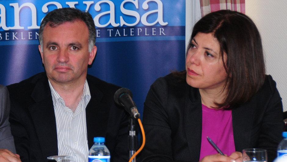 HDP, Ayhan Bilgen, Meral Danış Beştaş