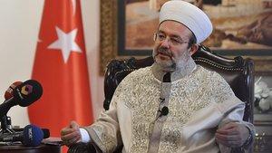 Mehmet Görmez 5 bin imama seslendi