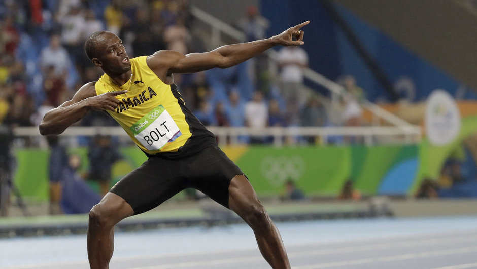 Usain Bolt Nitro Atletizm