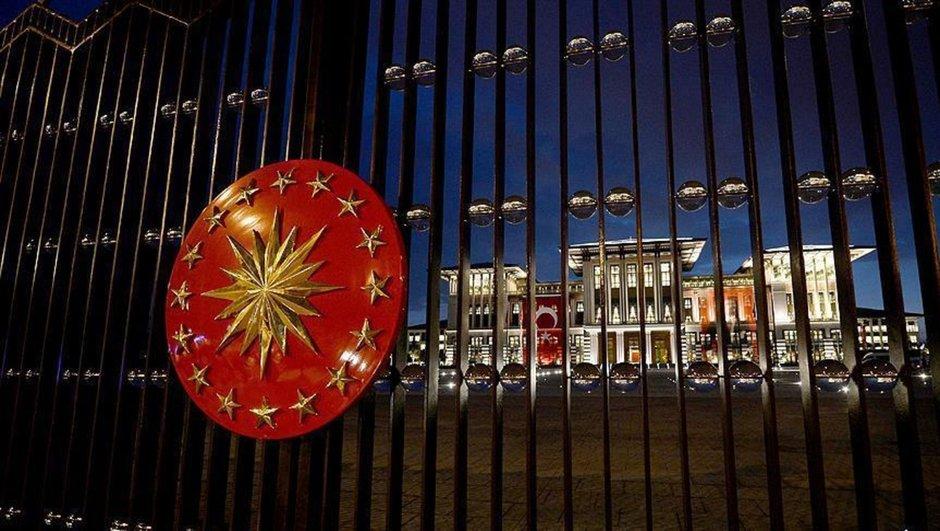 Anayasa değişikiği Beştepe'de