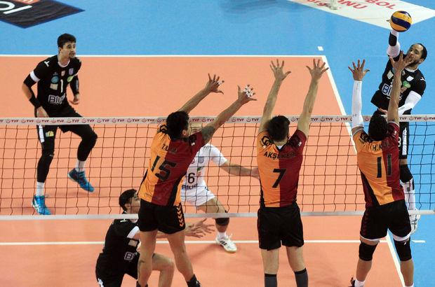 Galatasaray HDI Sigorta: 3 - Fonte Bastardo: 0