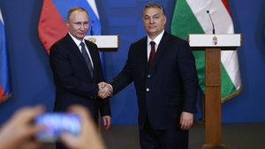 Putin: Macaristan, Türk Akımı'ndan doğal gaz alabilir