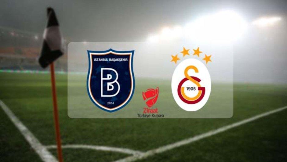 Medipol Başakşehir-Galatasaray