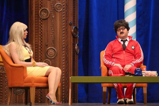 Güldür Güldür Show'da Şevket Hoca'ya Kuliste büyük sürpriz