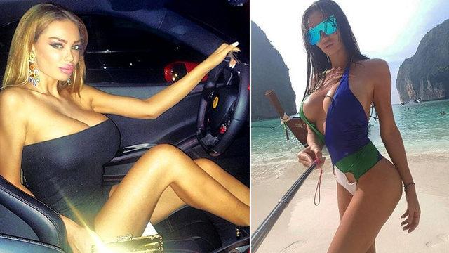 Neymar'ın eski sevgilisi Soraja Vucelic Türk işadamı ile cengiz Şıklaroğlu ile aşk mı yaşıyor?