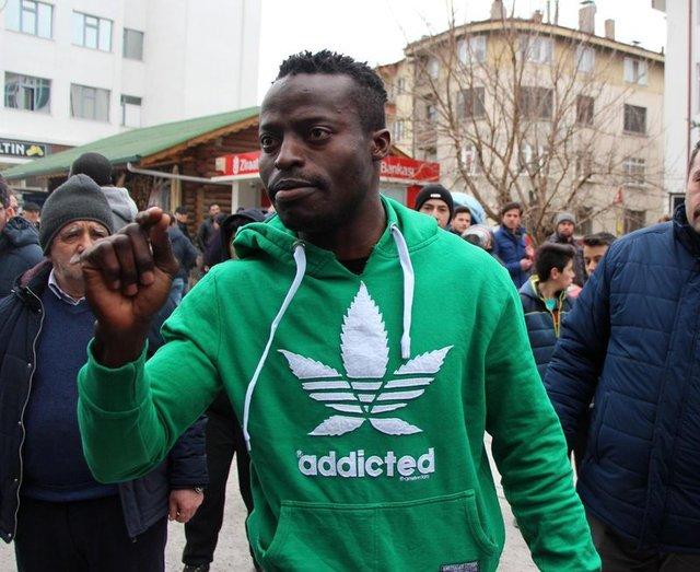 Bolu'da Nijeryalı öğrencileri çileden çıkartan soru