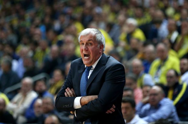Zeljko Obradovic Fenerbahçe CSKA Moskova
