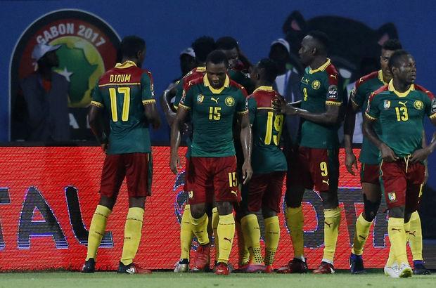 Kamerun: 2 - Gana: 0