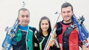 Diyarbakırlı rekortmen ailenin hedefi olimpiyat
