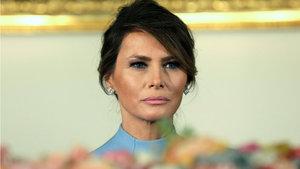 First Lady Melania Trump Beyaz Saray'a dönmeyebilir