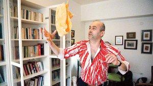 Kastamonulu Metin Kırıkoğlu şarkıcı olacaktı, 'toz ruhu' oldu