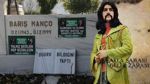 Usta sanatçı Barış Manço'nun mezarı boş kaldı