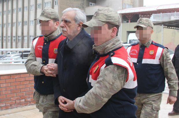 Ahmet Türk'e 'cezaevinde kalabilir' raporu